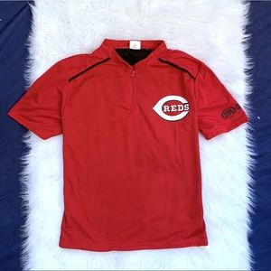 Other - Cincinnati Reds Baseball Men's Pullover Shirt
